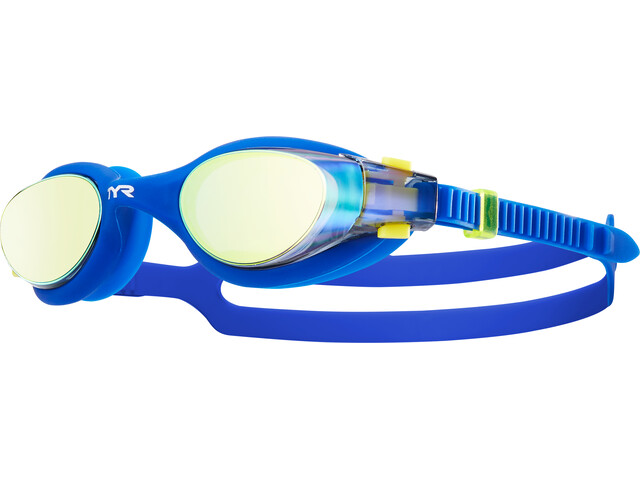 34256633370a4 TYR Vesi Occhialini Bambino Mirrored blu su Bikester